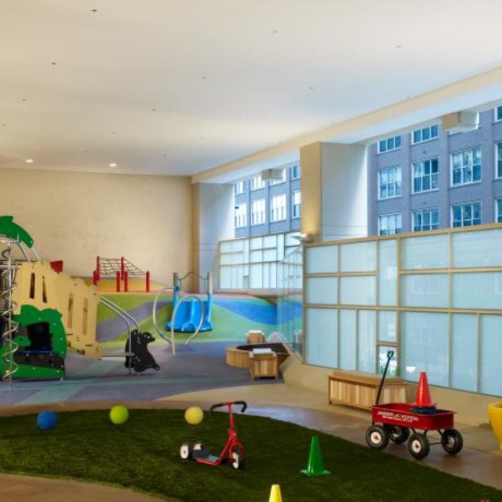 Nmh Early Childhood Education Center Amp Parking W E O