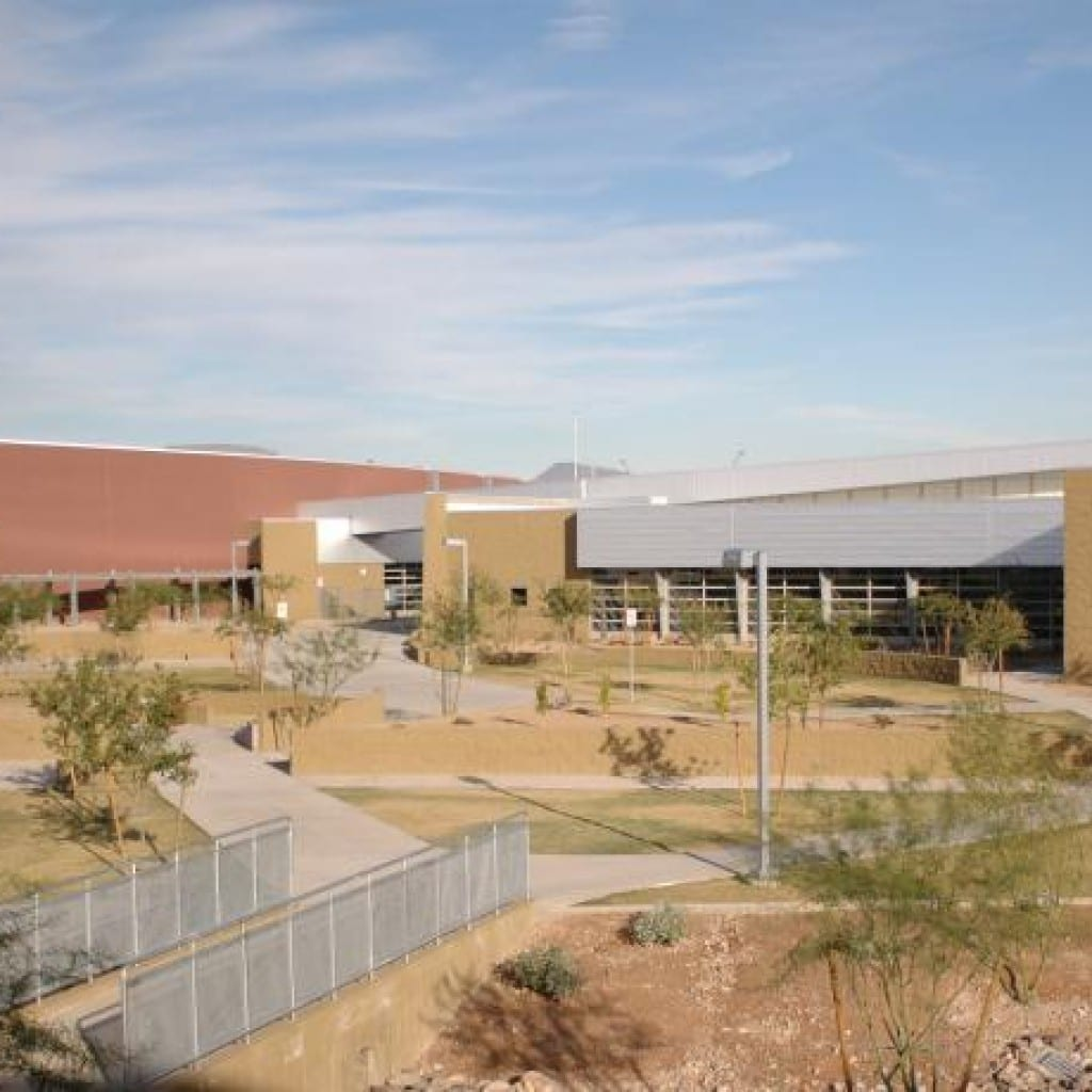 Boulder Creek High School W E O Neil Construction
