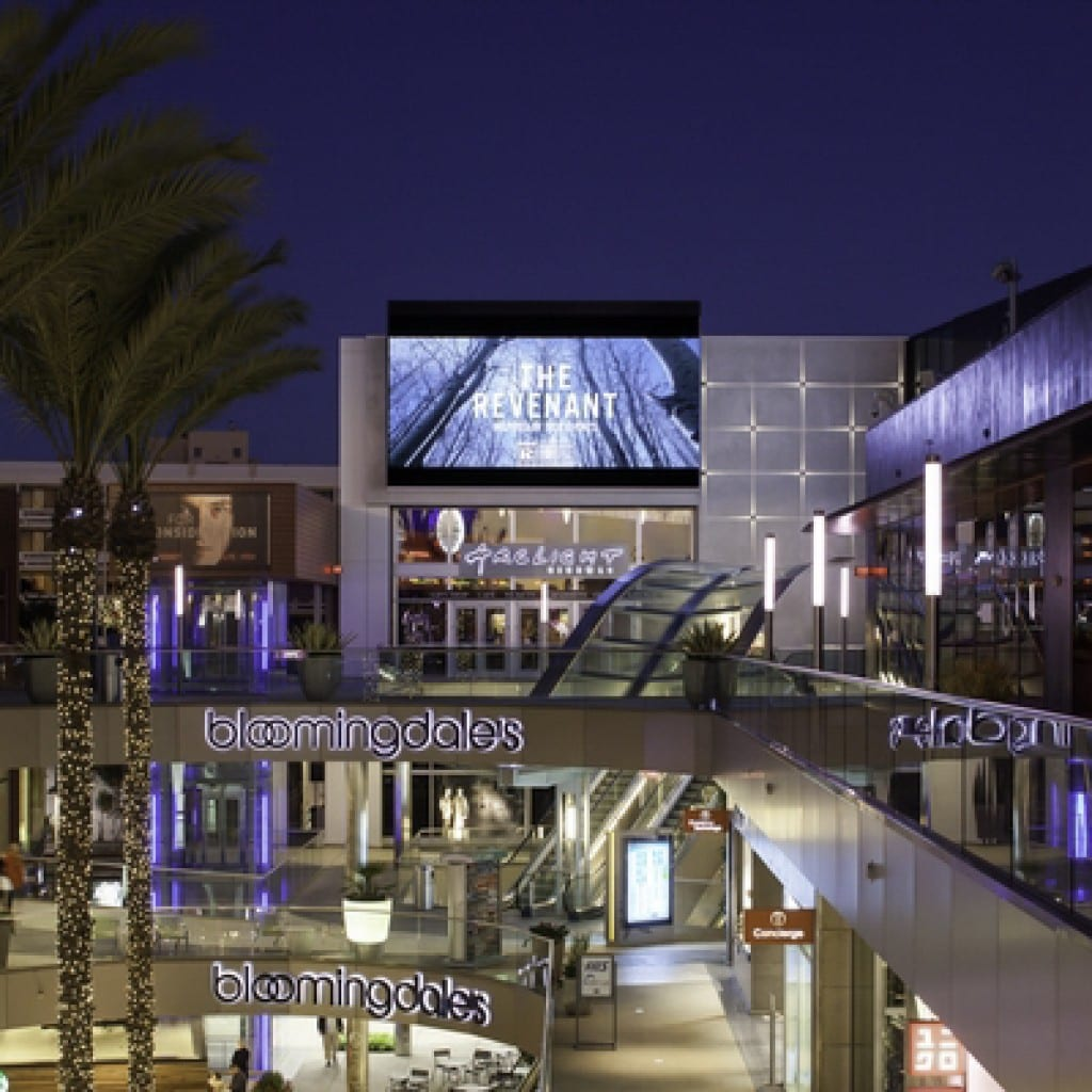 Macerich Arclight Santa Monica W E O Neil Construction