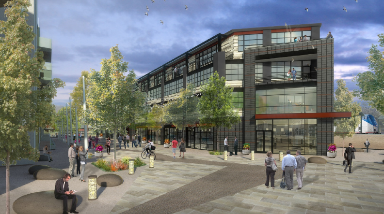 S Park Mixed Use Development Breaks Ground At Boulder Site