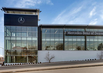 Mercedes Benz Of Denver >> Mercedes Benz Of Denver W E O Neil Construction