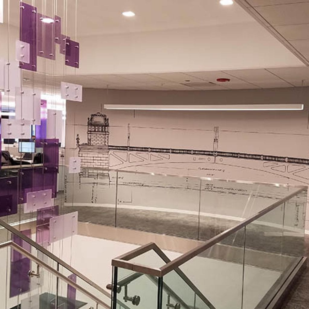 Willis Towers Watson Office W E O Neil Construction