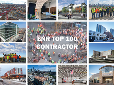 O'NEIL INDUSTRIES JUMPS UP 68 SPOTS ON ENR TOP CONTRACTORS RANKING